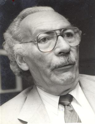 Portrait of Gilberto Gerena Valentin