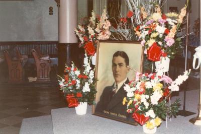Memorial service for Oscar Lopez Rivera