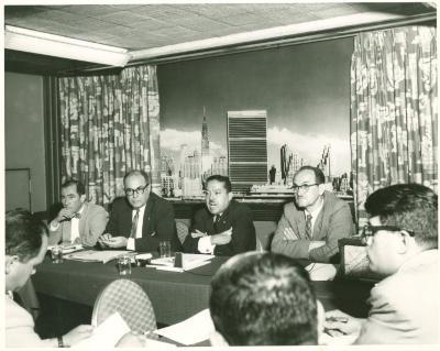 Conferencia de Prensa Comision de PIP a las Nacones Unidas