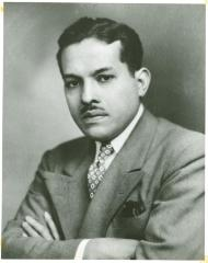 Portrait of Gilberto Concepcion de Gracia