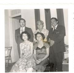 Family Portrait with Juanita Arocho