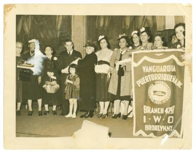 The Vanguardia Puertorriqueña's Mother's Day event