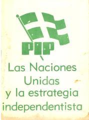 Las Naciones Unidas pamphlet