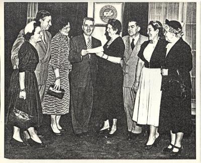 Members of the Instituto de Puerto Rico of New York