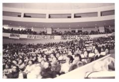 Event for Puerto Rican Independence at Madison Square Garden