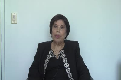 Interview 2 with Carmen Delgado Votaw on June 18 2014, Segment 1
