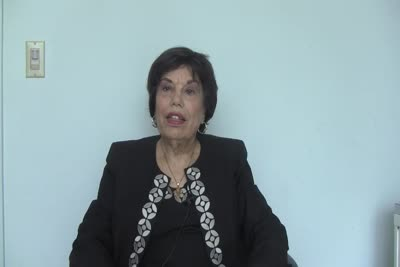 Interview 1 with Carmen Delgado Votaw on June 18 2014, Segment 1