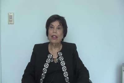 Interview 1 with Carmen Delgado Votaw on June 18 2014, Segment 1