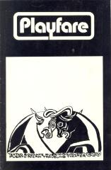 Program cover for the Puerto Rican Traveling Theatre