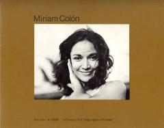 Miriam Colon head shot