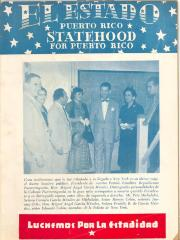 El Estado Puerto Rico - Statehood for Puerto Rico