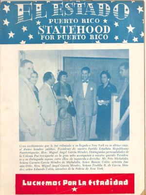 El Estado Puerto Rico - Statehood for Puerto Rico