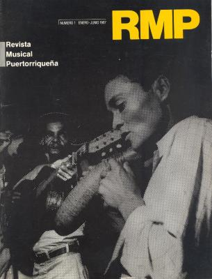 RMP - Revista Musical Puertorriquena