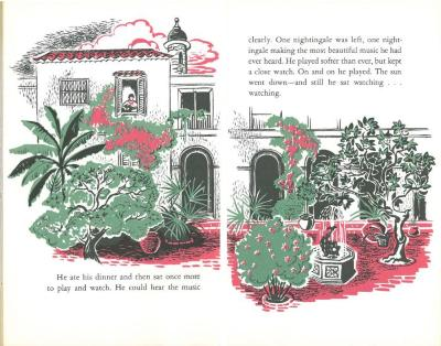 Excerpt from a Pura Belpré children's book