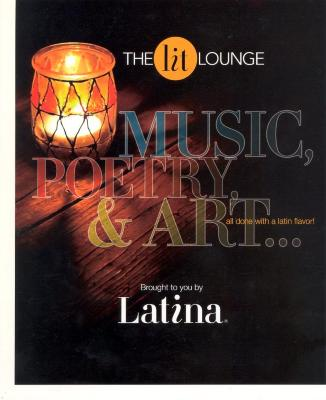 Music, Poetry, and Art - All Done with a Latin Flavor!