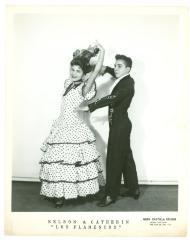 "Nelson y Catherin ""Los Flamencos"""