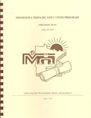 Minnesota Hispanic Education Program - Strategic Plan
