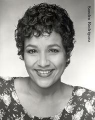 Sandra Rodríguez  head shots