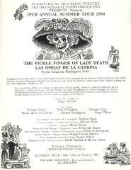The Fickle Finger of Lady Death - Las Ondas de la Catrina