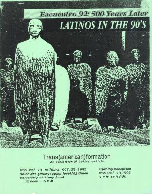 Trans(american)formation: An exhibition of Latino artists