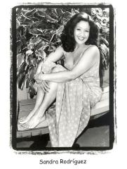 Sandra Rodríguez in a promotional image