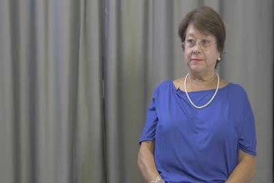 Interview with Elba Montalvo on August 28 2015, Segment 3
