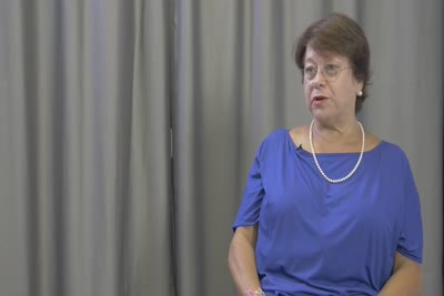 Interview with Elba Montalvo on August 28 2015, Segment 7, Part 2