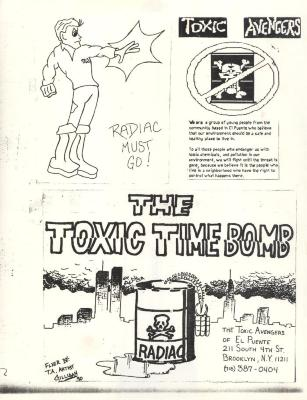 The Toxic Time Bomb