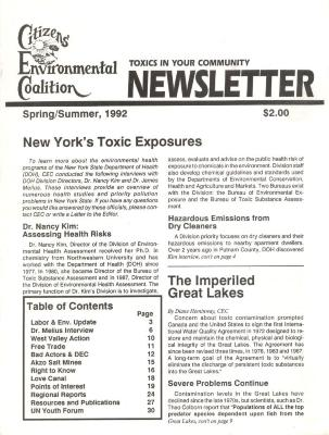 New York's Toxic Exposures