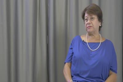 Interview with Elba Montalvo on August 28 2015, Segment 8