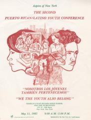 The Second Puerto Rican/ Latino Youth Conference