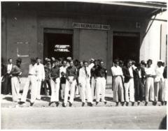 Nationalist Party in front of the Junto Nacionalista de Ponce