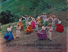Ballet Folklórico Puertorriqueño / Puerto Rican Folkloric Ballet