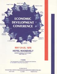 Economic Development Conference