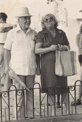 Erasmo Vando and wife Emelí Vélez de Vando
