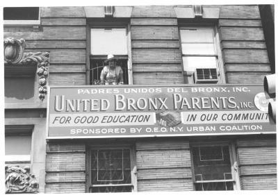 United Bronx Parents headquarters