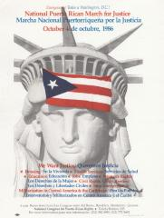 National Puerto Rican March for Justice