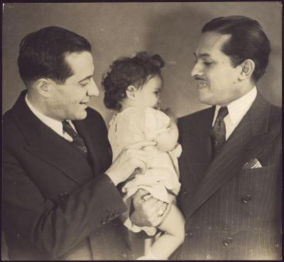 Alma Concepción Suárez first baby picture