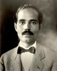 Pedro Albizu Campos Portrait