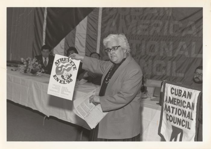 Alice Cardona, Atrevete en el' 88