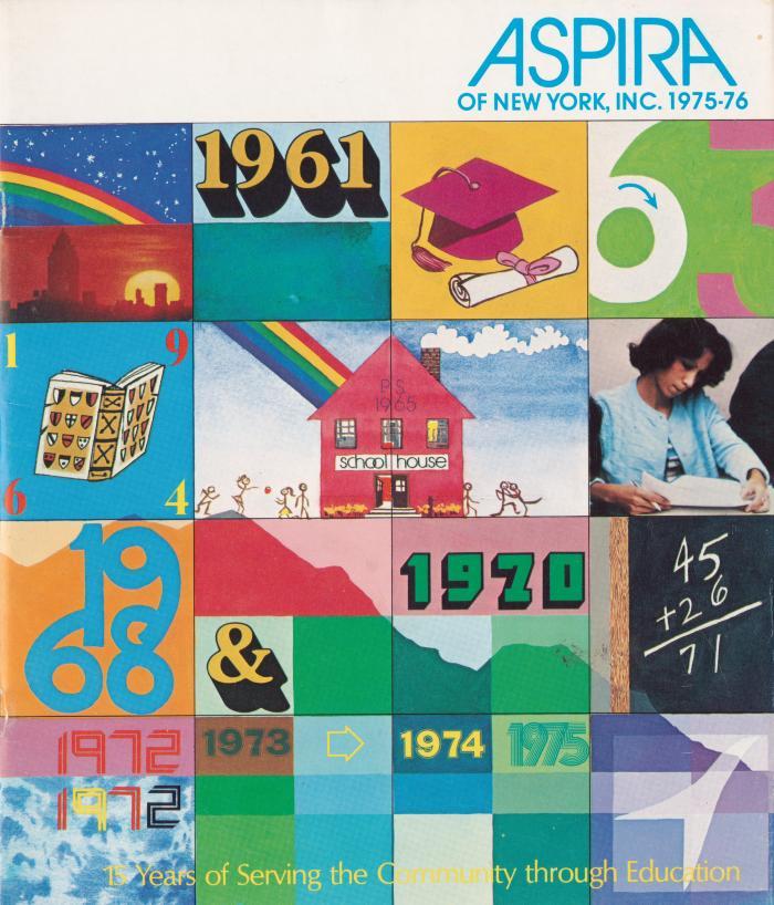 ASPIRA of New York, INC. 1975-76