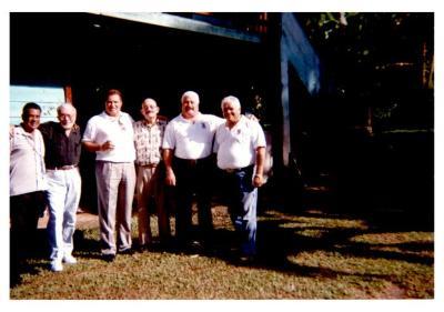 Pioneros Meeting in Lares, PR