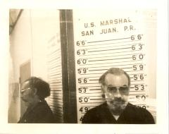 Gerena Valentín under arrest by the FBI