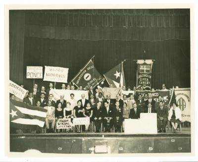 First Pueblos Hispanos Convention