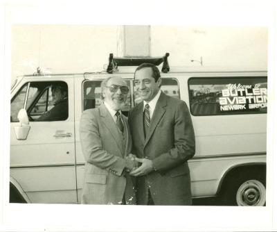 Governor Cuomo and Genera Valentín