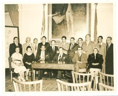 Robert Wagner and the Congreso de Pueblos Hispanos