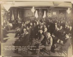 Magna Asamblea de la junta local del partido Nacionalista de Puerto Rico, Nueva York