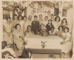 Inauguración Comite PIP- Marina- Barrio Obrero 58