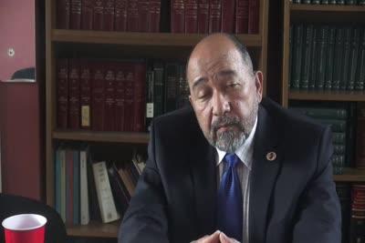 Interview with Martin Perez on June 15 2015, Segment 31