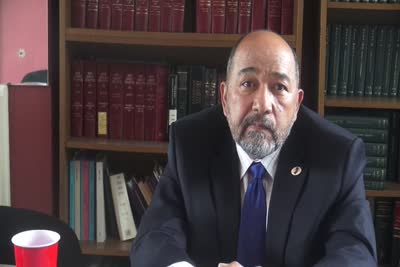 Interview with Martin Perez on June 15 2015, Segment 38